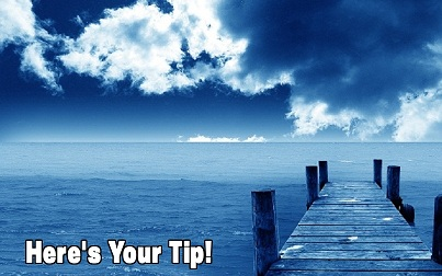 Here&#39;s Your Tip!