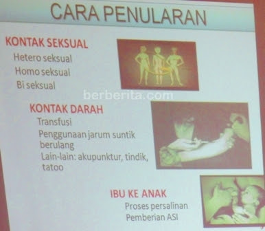 Cara Penularan Virus HIV AIDS