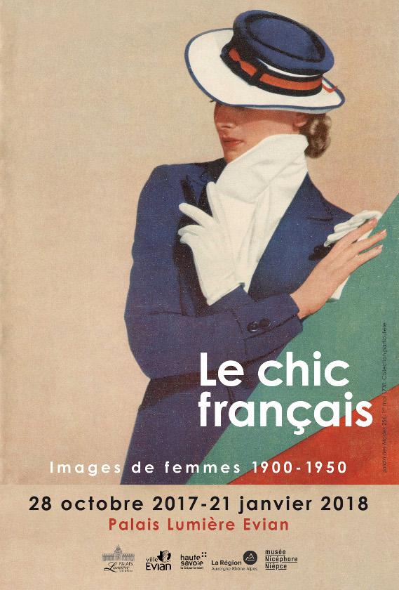 Le chic français à Evian du 28 octobre au 21 janvier
