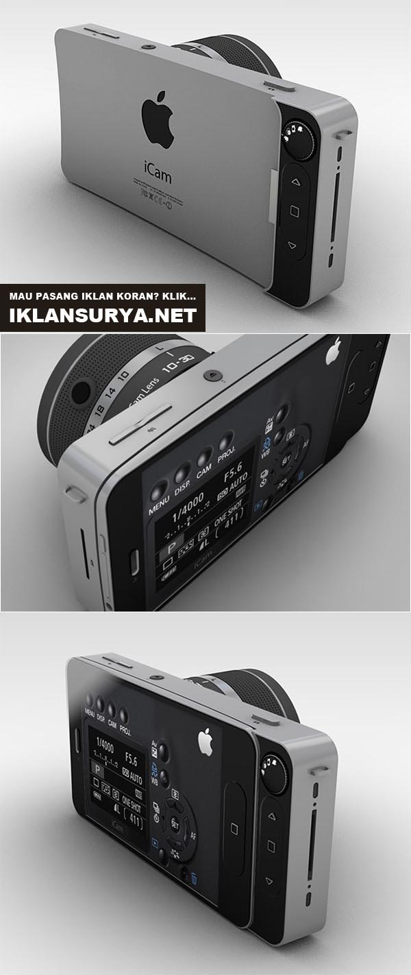 apple dslr camera
