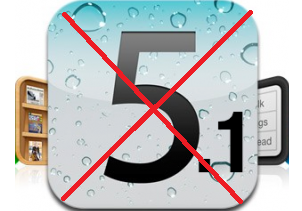 Don't Update To iOS 5.1