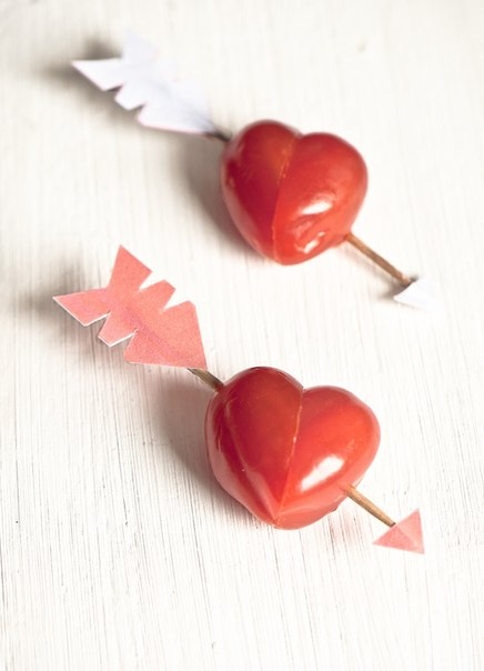 tomaten hartjes
