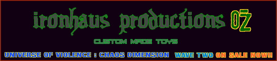 Ironhaus Productions OZ