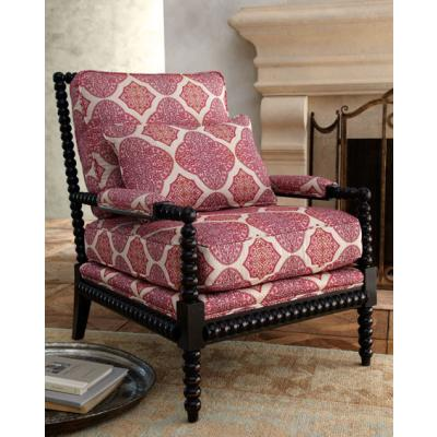 The Bobbin Chair Compliments Almost Any Design Aesthetic And Carries Almost  Any Fabric Refreshingly Well.