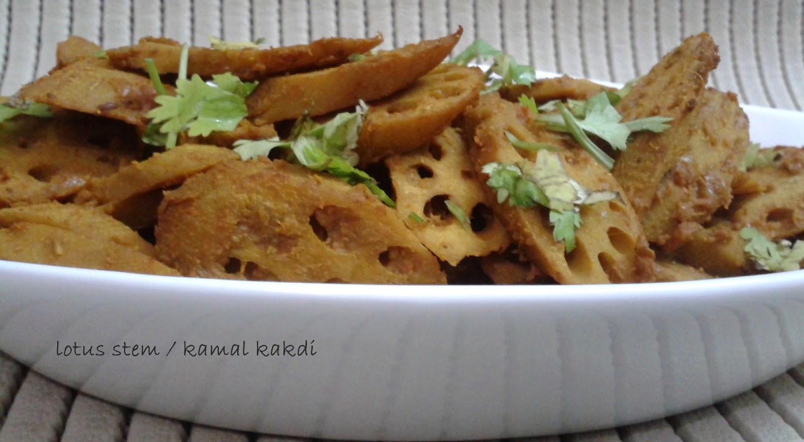 http://www.paakvidhi.com/2015/04/chat-pati-kamal-kakdi-ki-sabzi.html