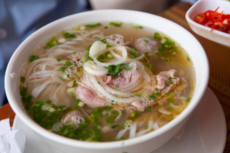 Phở (Noodle soup)