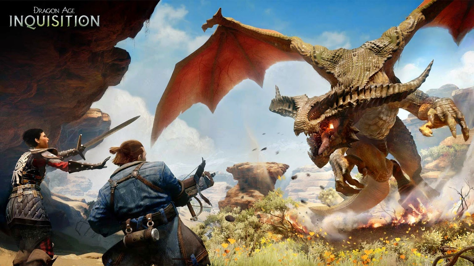 artwork Dragon Age Inquisition concept art