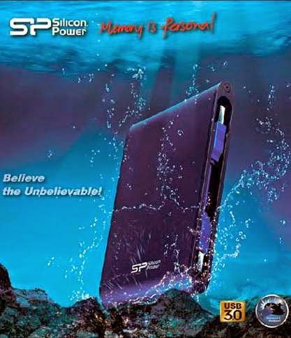 """Silicon Power Armor A80 Portable HDD"""">"""