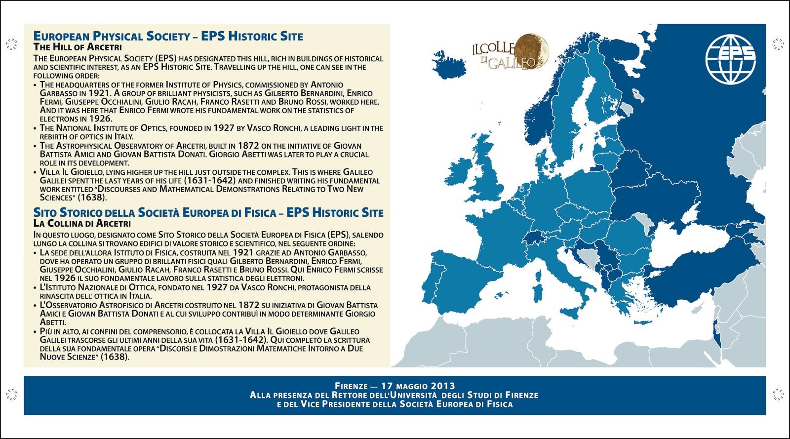 Educaform corsi di formazione arcetri sito storico for Sito storico