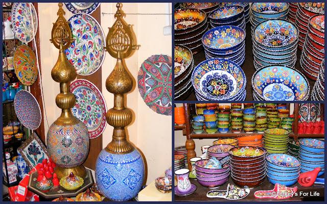 Turkish Souvenirs, Grand Bazaar, Istanbul