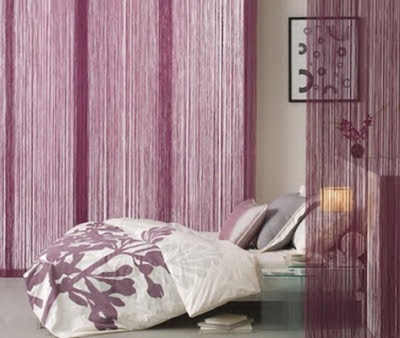 Modernos dise os de cortinas para dormitorios decorar for Cortinas dormitorio moderno