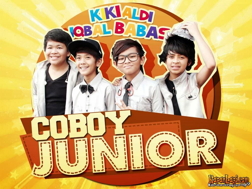 Gambar Wallpaper Coboy Junior