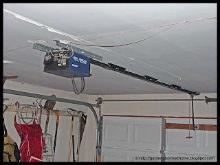 old Chamberlain 1/2 HP garage door opener