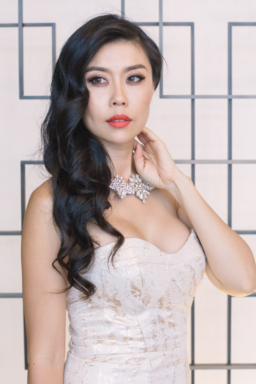 jessica rabbit beauty style inspiration Jenny Wu