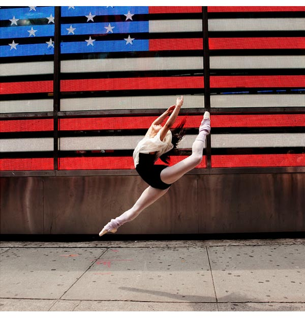 Time Square, Reiko Hombo, 2013
