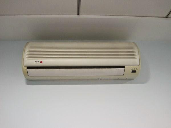 servicio técnico oficial aire acondicionado Fagor Madrid