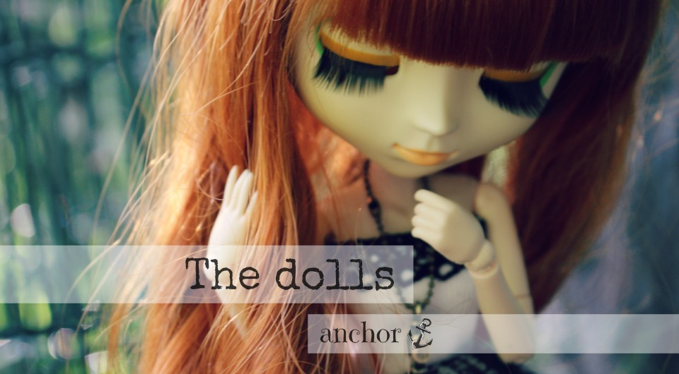 The dolls anchor