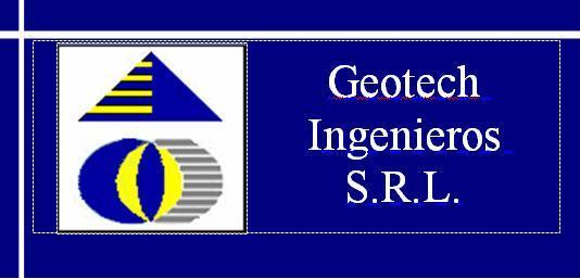 GEOTECH INGENIEROS ASOCIADOS SRL