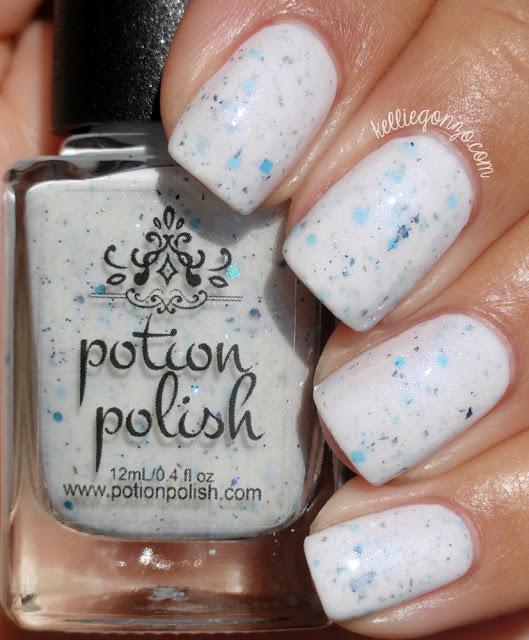 Potion Polish Snow Day