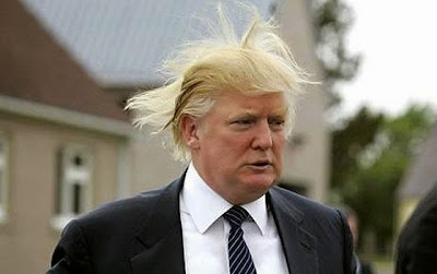 Donald Trump right wing nut job ugly hair funny