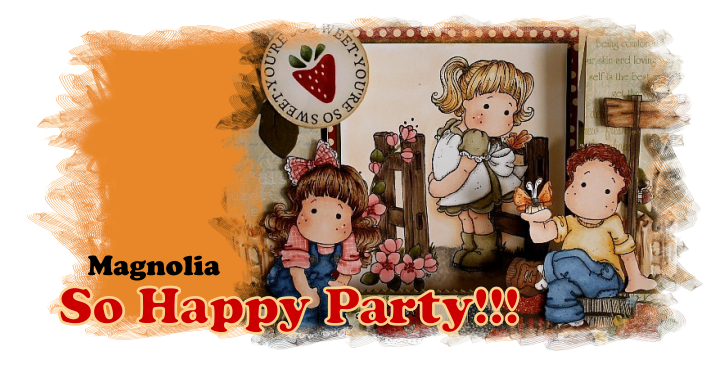 Magnolia So Happy Party