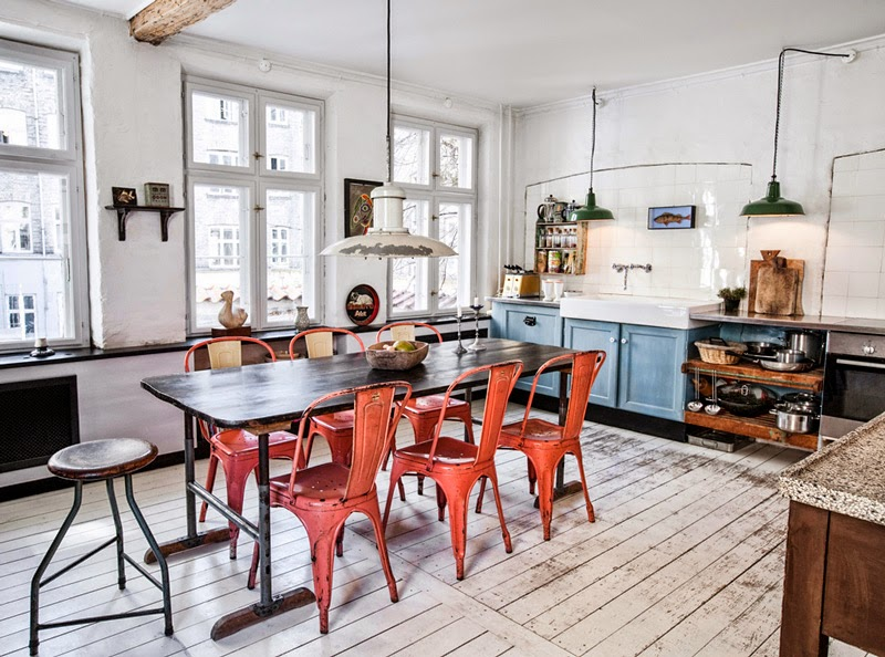 Fiorito Interior Design Know Your Chairs The Tolix