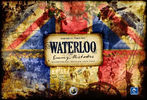 Recensione waterloo enemy mistakes giochi sul nostro tavolo - Waterloo gioco da tavolo ...