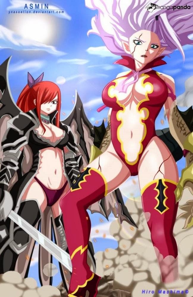 TruyenHay.Com - Ảnh 2 - Fairy Tail Chap 365