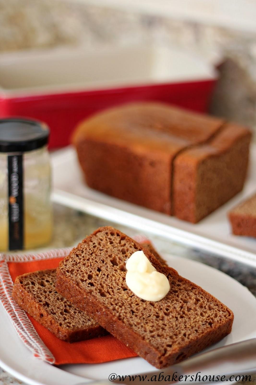 Honey Spice Bread #TwelveLoaves