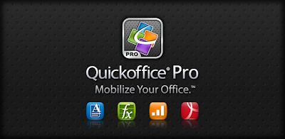 [Dicas de aplicativos] QuickOficce Pro