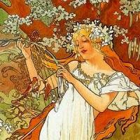 Primavera (Alfons Mucha)