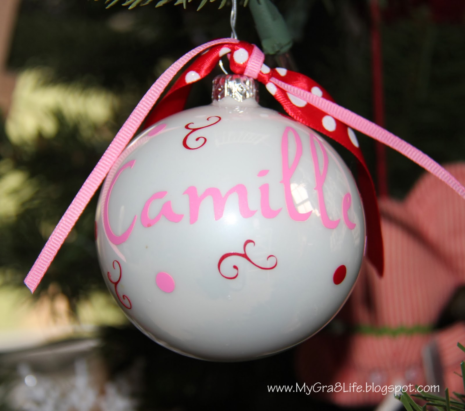 My Gra 8 Life Diy Ornaments Like Those On Days Of Our Lives