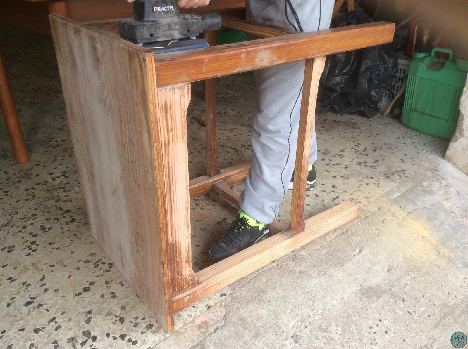 Ristrutturare mobile legno ca13 regardsdefemmes - Restaurare un mobile in legno ...
