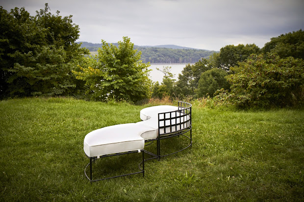 Horse Country Chic: Amalfi Living Outdoor Furniture