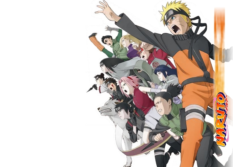 naruto shippuden the moviie 1,2,3,4,5
