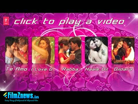 Most Romantic songs of Bollywood  Video Jukebox