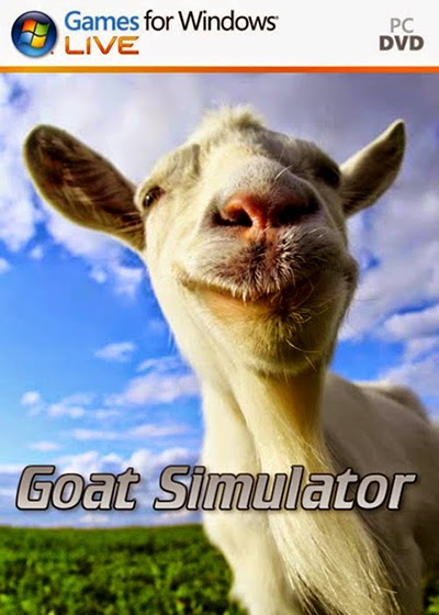 Goat Simulator 2014 - Full ISO