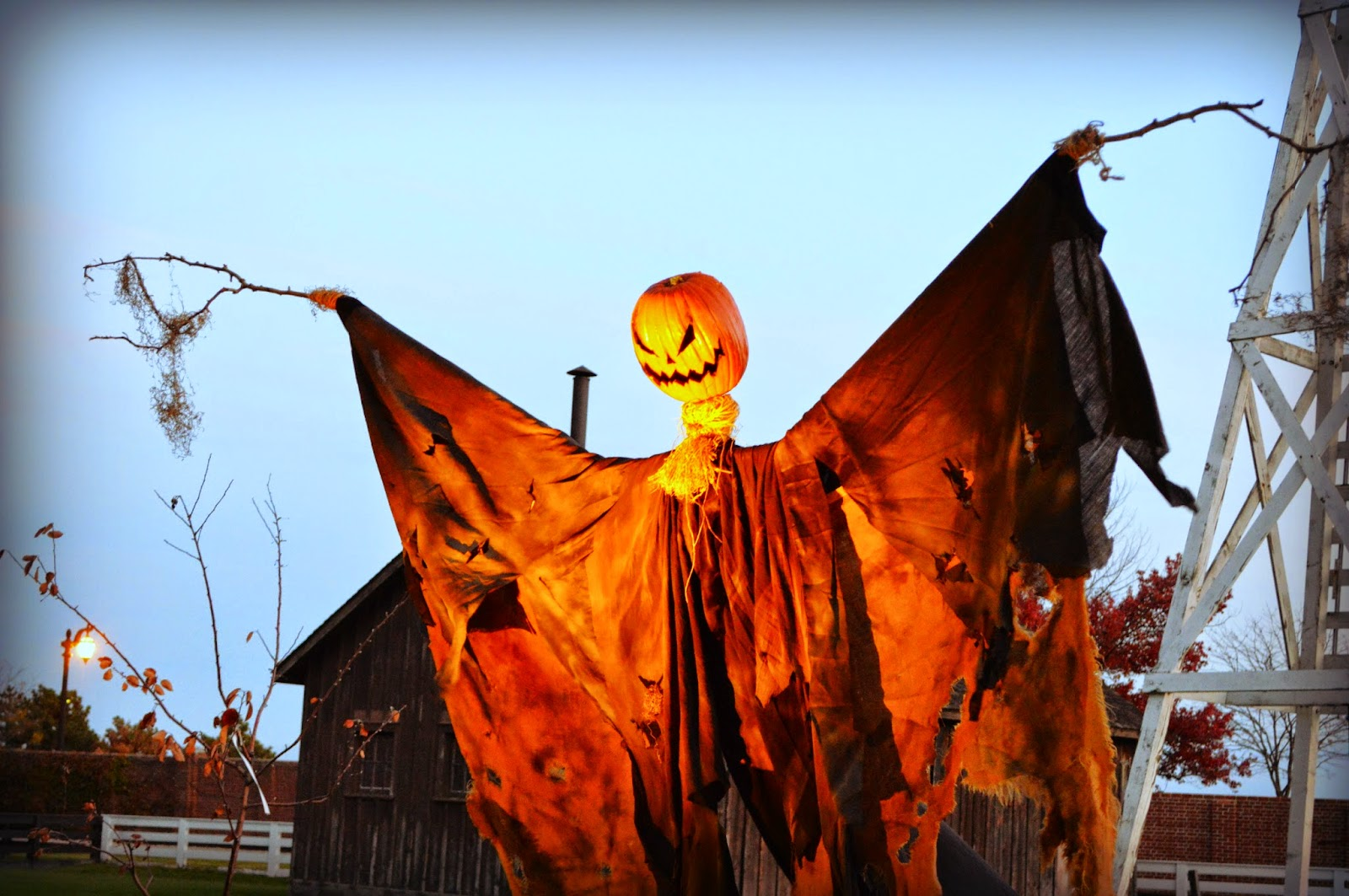 Blue Ribbon Kitchen: Hallowe'en at the Greenfield Village   The ...