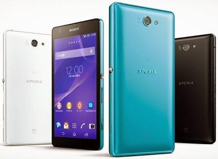 Spesifikasi Harga Sony Xperia Z2a