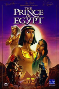 The prince of egypy life of moses animated biblical movie