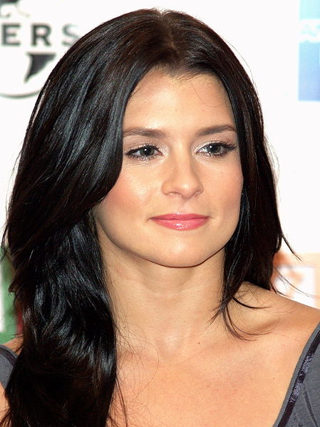 Danica Patrick at the 2008 Tribeca Film Festival