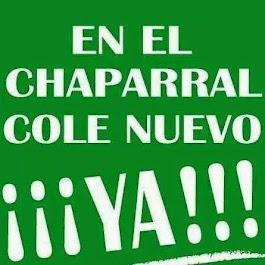 TOD@S CON EL CHAPARRAL (ALBOLOTE)