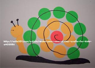 atividade lúdica formas geométricas caracol