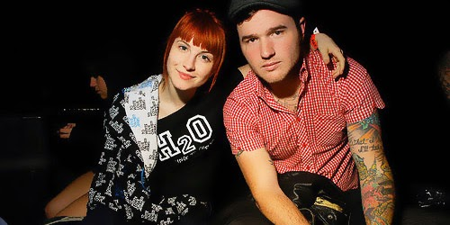 Chatter Busy: Hayley Williams Engaged To Chad Gilbert