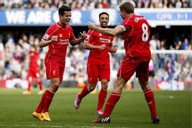 Video Gol Liverpool vs Swansea City 4-1