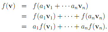 Linear Algebra: #5 Linear Mappings equation pic 1