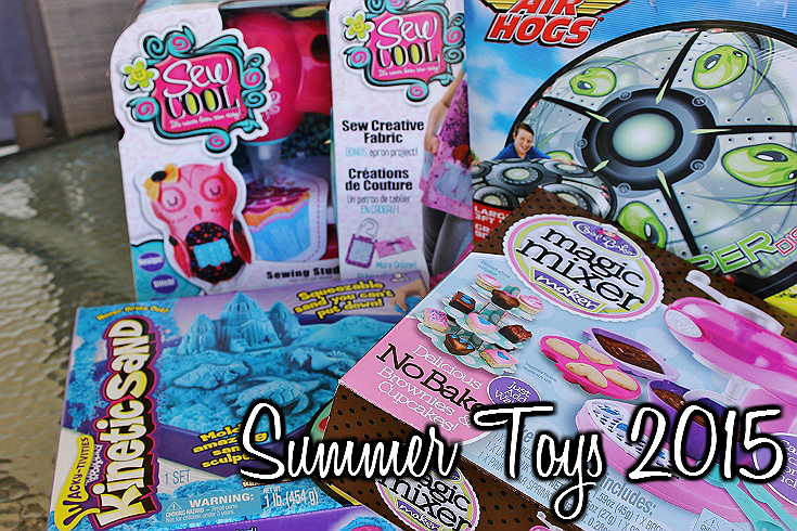 SpinMaster 2015 Summer Toys