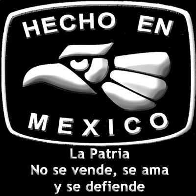 LOGO HECHO EN MEXICO : KIKKA ROJA BLOG