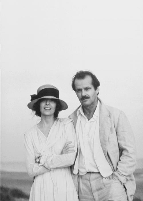 Jack & Diane in Reds on Don Juan's Reckless Daughter