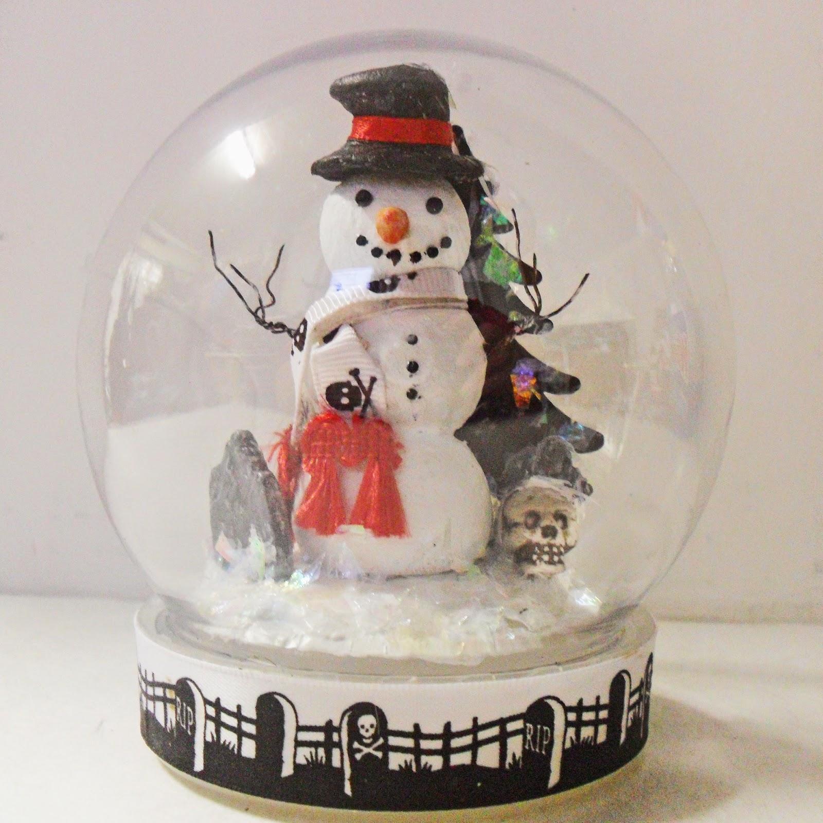 Gothic Snowman